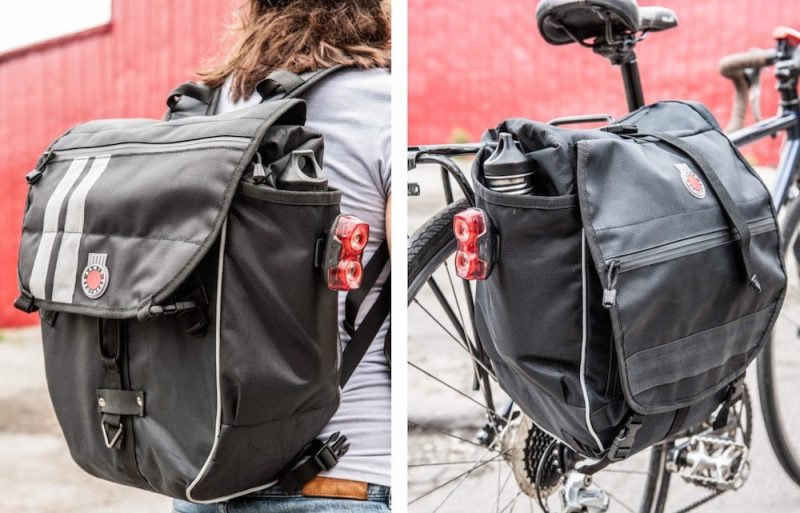 Best Convertible Backpack Panniers